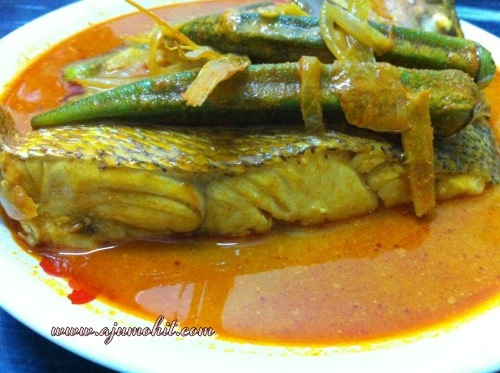 resepi masak kari ikan