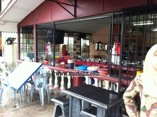 Kedai Nasi Kerabu & Nasi Berlauk Kak Su
