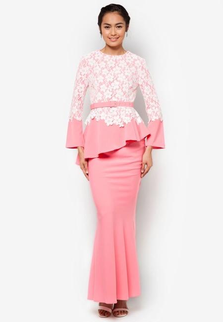 Fesyen Baju Kurung Peplum Terkini | newhairstylesformen2014.com