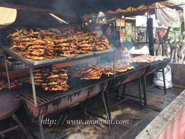 Nasi Kukus Ayam Panggang Cowboy Place, Port Dickson