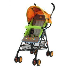 Buggy Stroller yang ringan, mudah lipat dan jimat ruang
