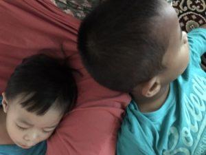 Kecewa bila si bayi diberi susu tepung abangnya