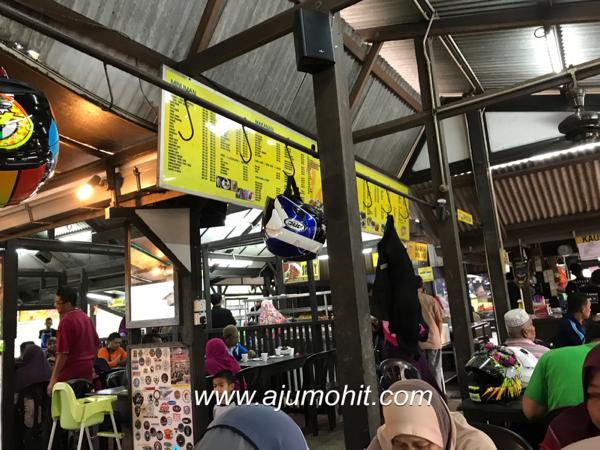 Kedai Lemang Tok'ki Bentong