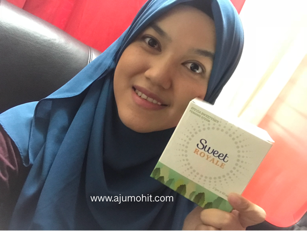 blogger review stevia