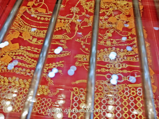 gelang tangan emas 916