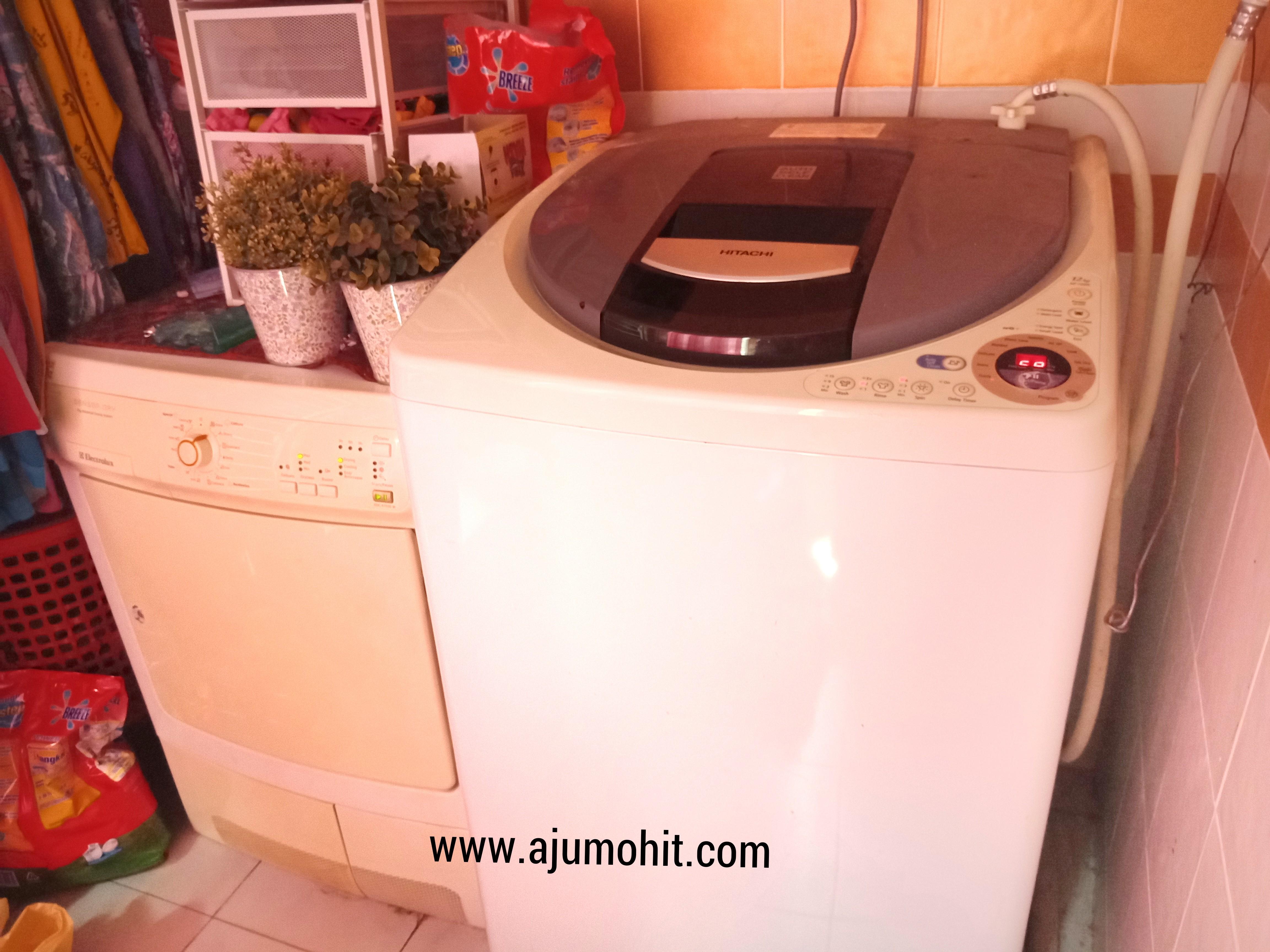 dryer electrolux ok tak