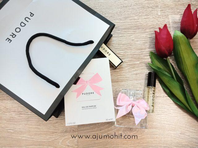 Blog PostMinyak wangi Pudore kekal harum sepanjang hari