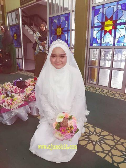 Pernikahan persalinan putih