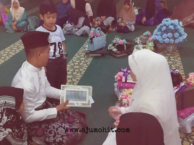 pernikahan di masjid
