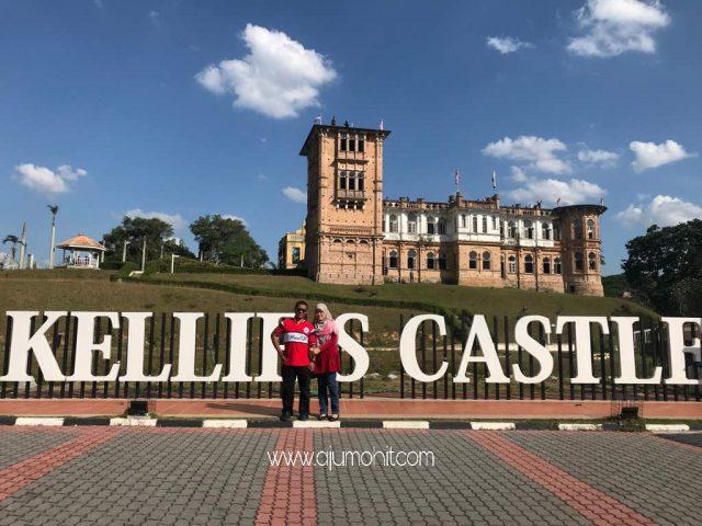 Kellie's castle perak
