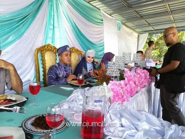 makan mengadap pengantin