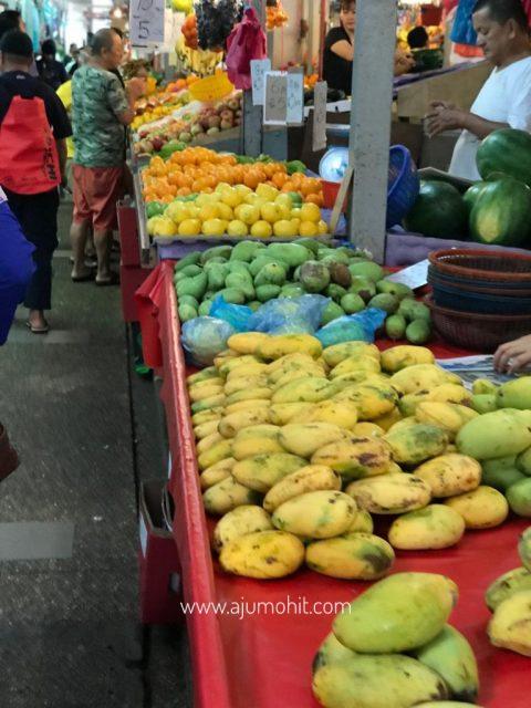 Pasar Chow Kit KL