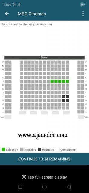 beli tiket wayang online