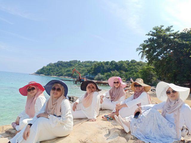 aktiviti di pulau perhentian