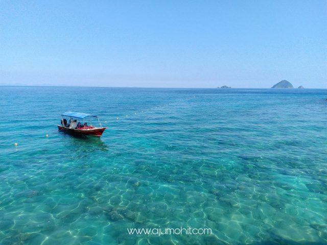 Percutian Pulau Perhentian Kecil Kuala Terengganu