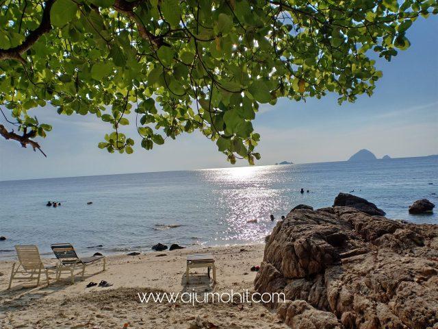 aktivit wajib bercuti di pulau perhentian