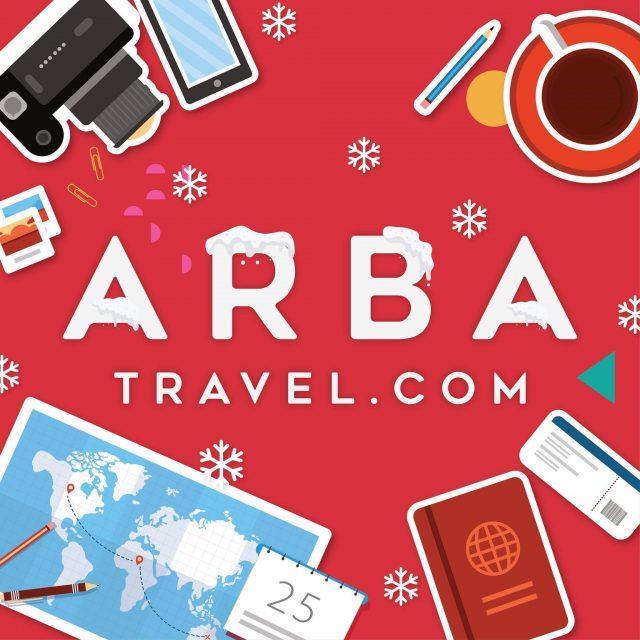 tips percutian dengan pakej arba travel