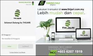 Daftar haji secara online