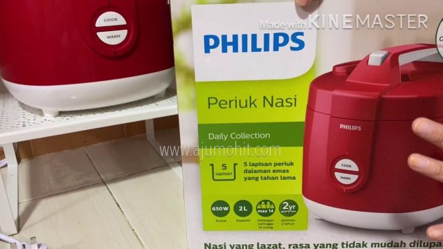 review periuk gold rose