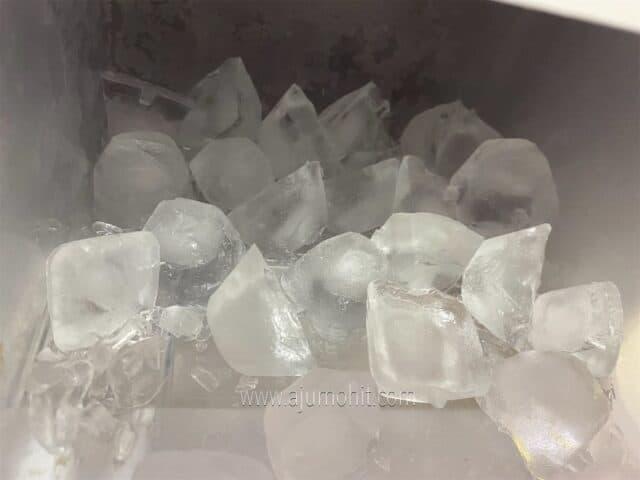 kesan ketagih makan ais, makan ais ketika mengandung