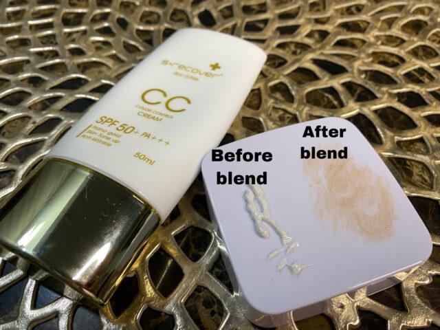 review hansaegee cc cream