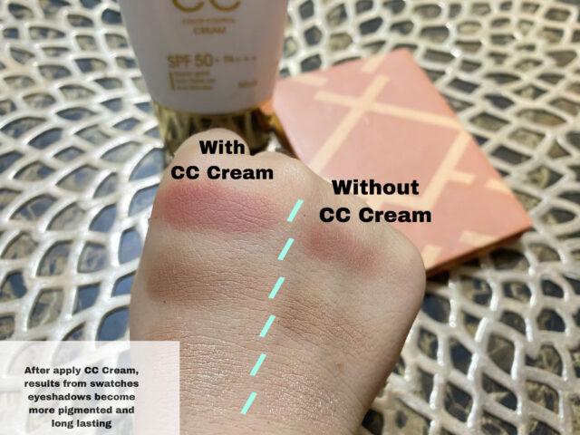 cc cream yang ada spf