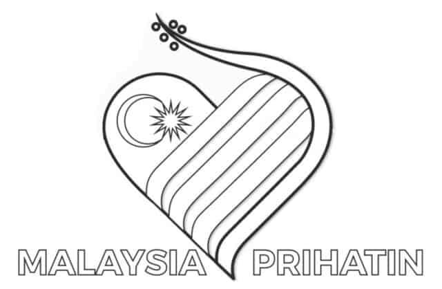 poster hari merdeka 2021, malaysia prihatin